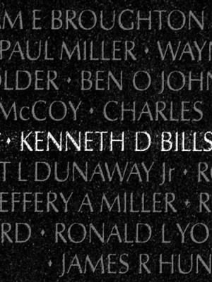 Kenneth Dale Bills