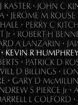 Kevin Richard Humphrey