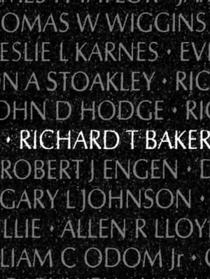 Richard Thomas Baker
