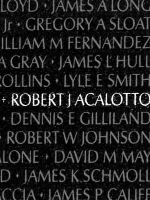 Robert Joseph Acalotto