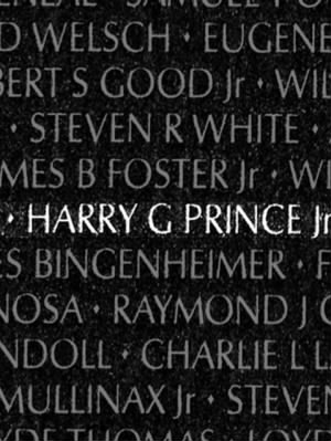 Harry Gordon Prince Jr
