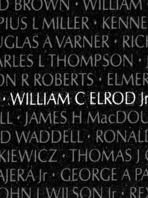William Carroll Elrod Jr
