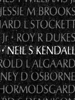 Neil Scott Kendall