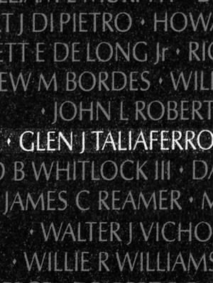 Glen Johnson Taliaferro