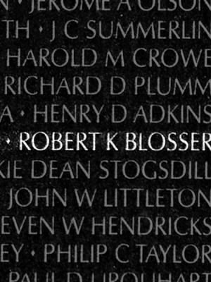 Robert Keith Blosser