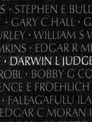 Darwin Lee Judge