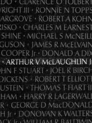 Arthur Vincent Mclaughlin Jr