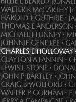 Charles Edward Holloway