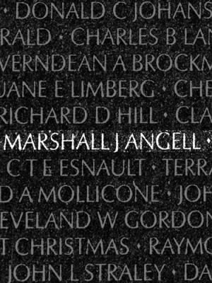 Marshall Joseph Angell