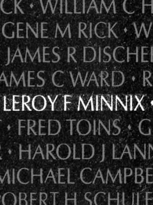 Leroy Franklin Minnix