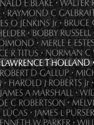 Lawrence Thomas Holland