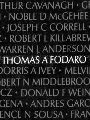 Thomas Anthony Fodaro