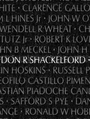 Don R Shackelford