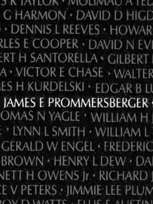 James Edwin Prommersberger