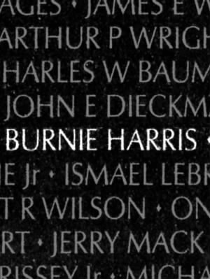 Burnie Harris