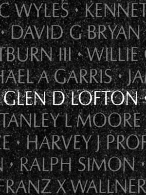 Glen Dorse Lofton