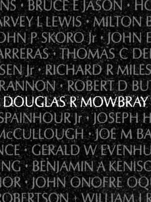 Douglas Ronald Mowbray