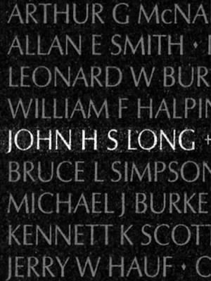 John Henry Sothoron Long