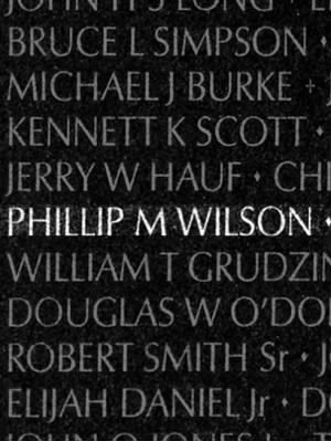 Phillip Mark Wilson