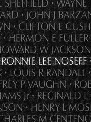 Ronnie Lee Noseff