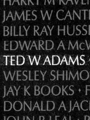 Ted Wane Adams