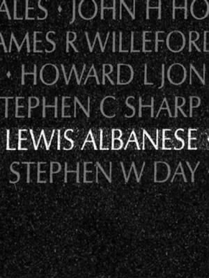 Lewis Albanese