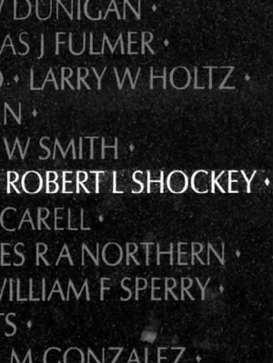 Robert L Shockey