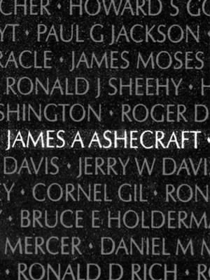 James Arthur Ashecraft