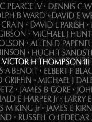 Victor Hugo Thompson III