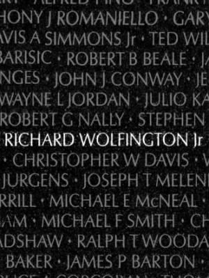 Richard Wolfington Jr
