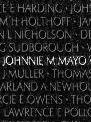 Johnnie Murray Mayo
