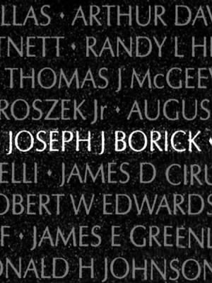 Joseph James Borick
