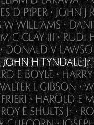 John Harvey Tyndall Jr