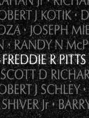 Freddie Richard Pitts