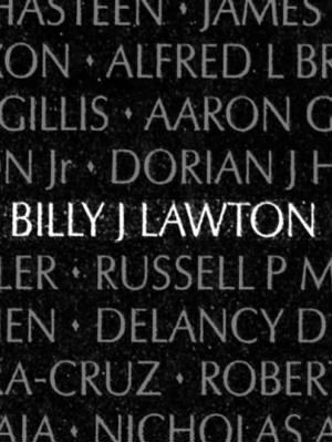 Billy James Lawton