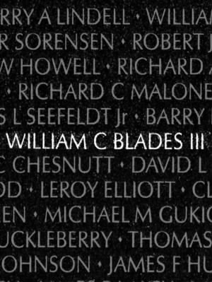 William Ceacon Blades III