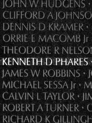 Kenneth Duane Phares