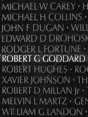 Robert Gordon Goddard
