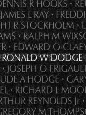 Ronald Wayne Dodge