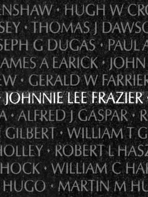 Johnnie Lee Frazier