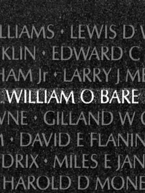 William Orlan Bare
