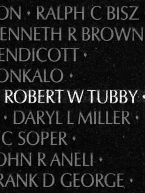 Robert William Tubby