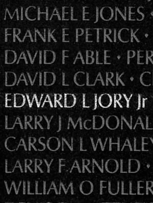 Edward Lewis Jory Jr