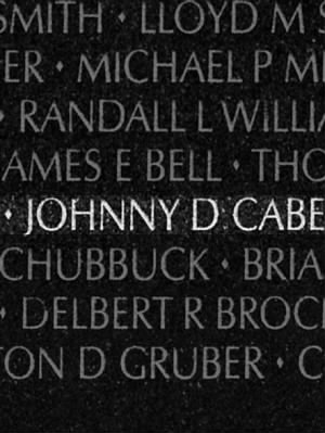 Johnny Dwain Cabe