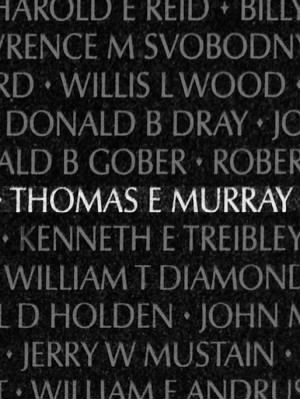 Thomas E Murray