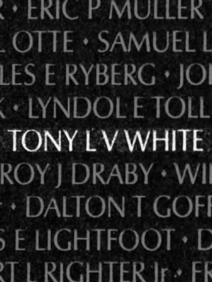 Tony Lee Van White