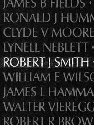 Robert Jeremiah Smith
