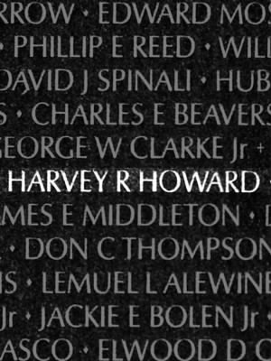 Harvey Rickert Howard