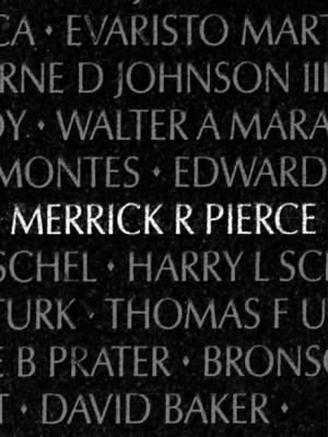 Merrick Robert Pierce