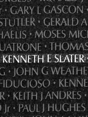 Kenneth Eugene Slater